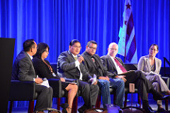 Photo of tribal energy summit.