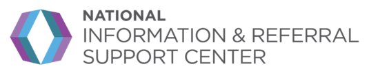 National Information and Referral Support Center logo