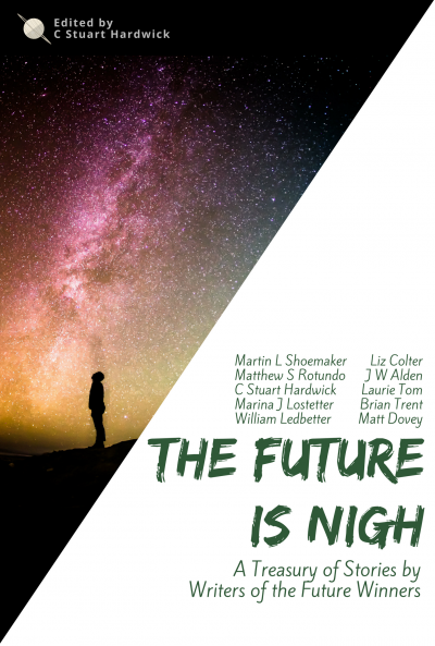 Anthology of stories by the writers of the Future Winners