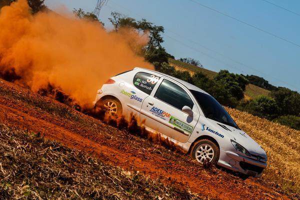 Campeonato Brasileiro de Rally de Velocidade 2019 estreia em Estação, RS (Edson Castro)