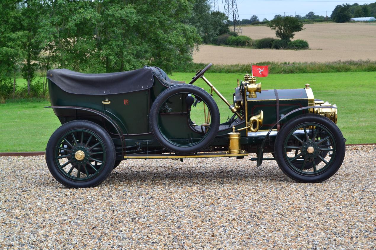1905 Rolls-Royce Light 20 (1)