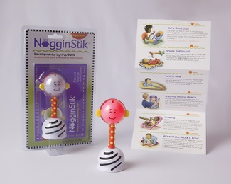noggin stick toy for baby