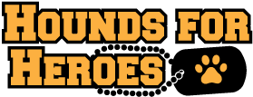 Hounds for Heroes Courage Walk