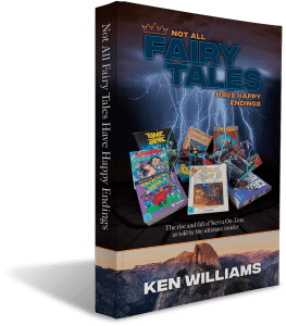 Ken Williams new book
