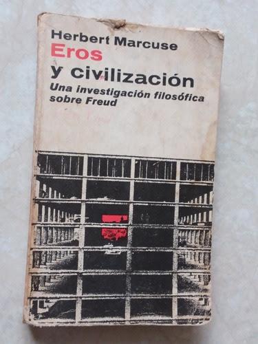 J4 Eros Y Civilizacion- Herbert Marcuse- 1968 | Mercado Libre