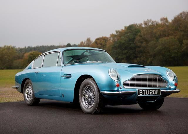 1968 Aston Martin DB6 Mk. 1