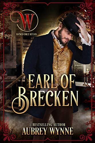 Cover for 'Earl of Brecken (Once Upon a Widow Book 5)'