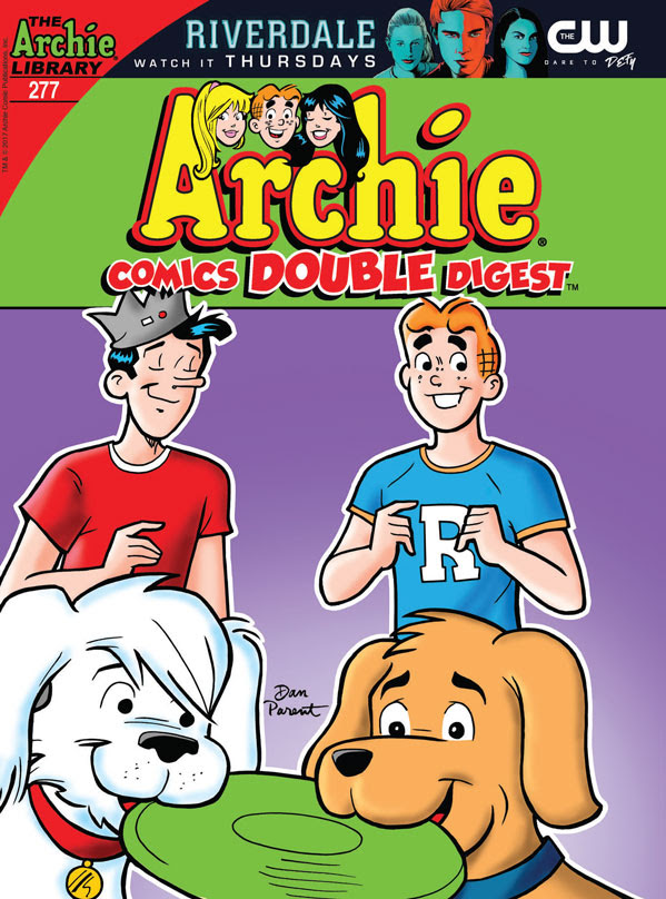 Archie Double Digest 277 Cover