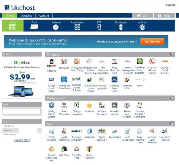 setup wordpress blog on Bluehost start a WordPress Blog in 60 minutes