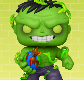Pop! Marvel: Super Sized Immortal Hulk PX Previews Limited Edition Exclusive