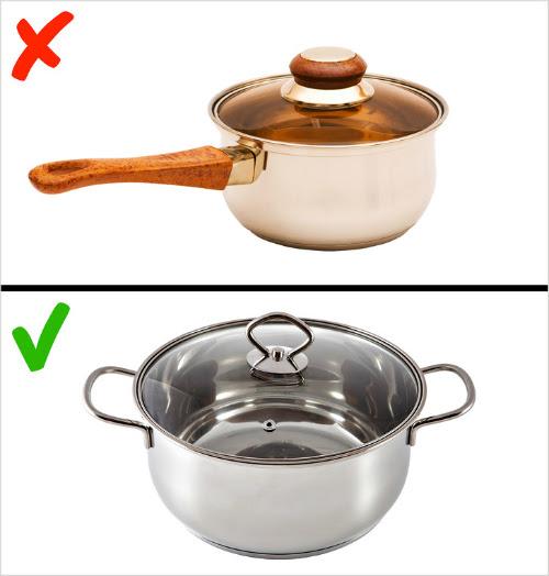 4 loại xoong chảo độc hại cần tránh - 2