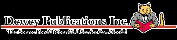 Dewey Publications Inc. - www.DeweyPub.com