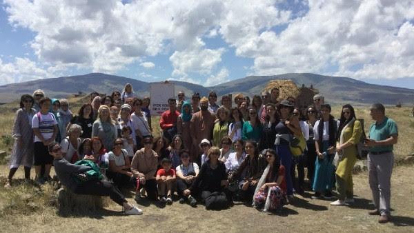 Sufi Summer School, Kars, Turkey July 2019