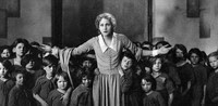 Una versión de Metrópolis, el clásico de Fritz Lang, en las calles de Gijón