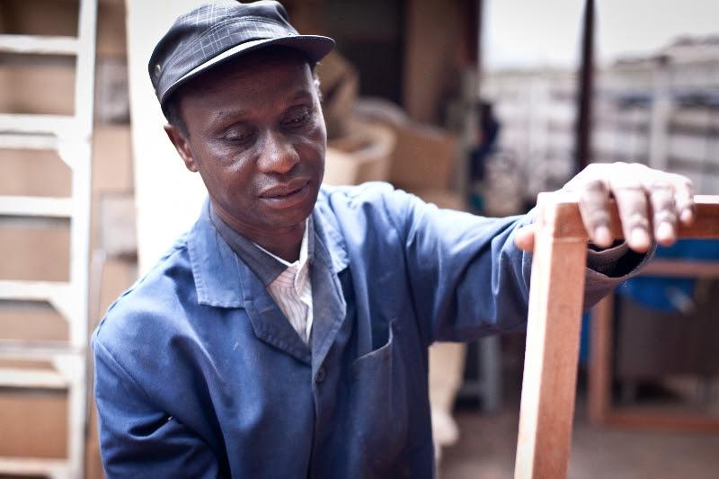 Jackson of Amani Kenya