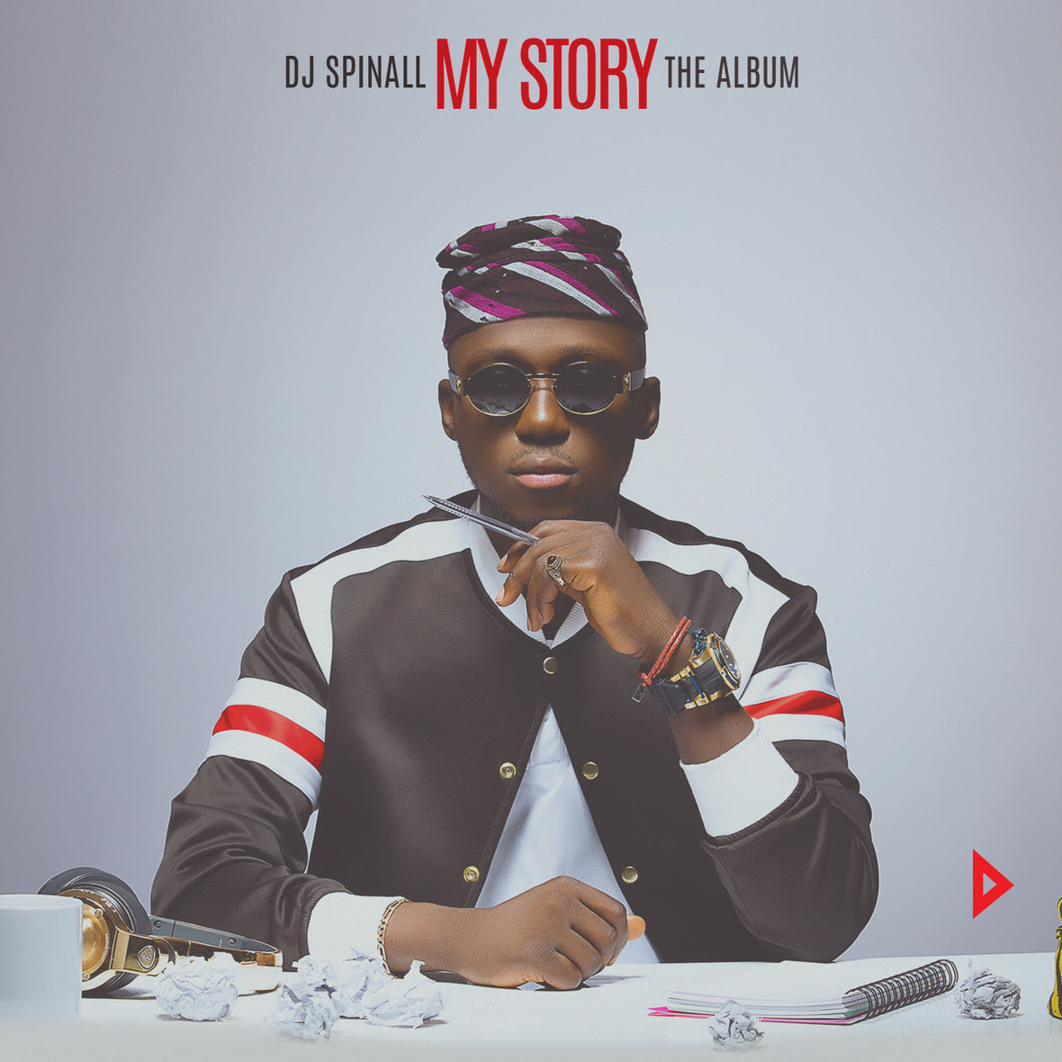 %name Finally, Your Album Is Here   MyStory By DJ Spinall