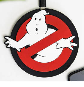 Ghostbusters Wireless Charging Mat