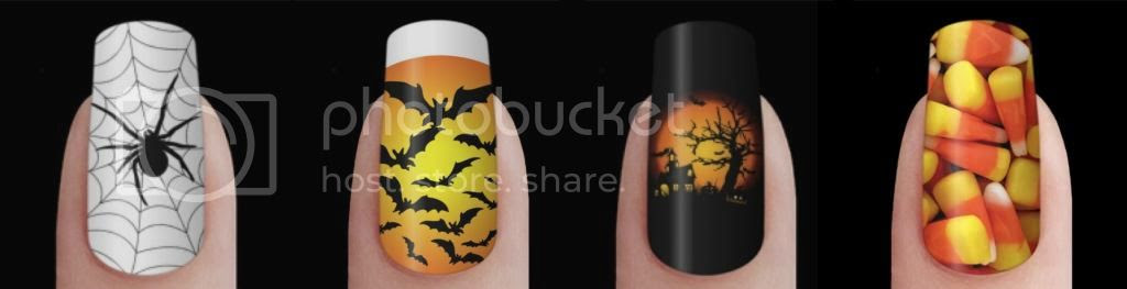 Review, Swatches: 22 Best Halloween Nail Polish, Stickers, Designs To Wear! Sally Hansen, INNI Wraps, MARS the Salon - GIVEAWAY