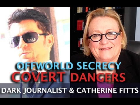 CATHERINE AUSTIN FITTS - STAR WARS & OFFWORLD SECRECY DANGER! - DARK JOURNALIST  Hqdefault