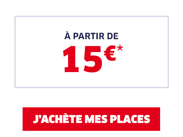 J'ACHETE MES PLACES