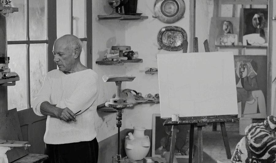 Por que nos preocupamos com estúdio de um artista?