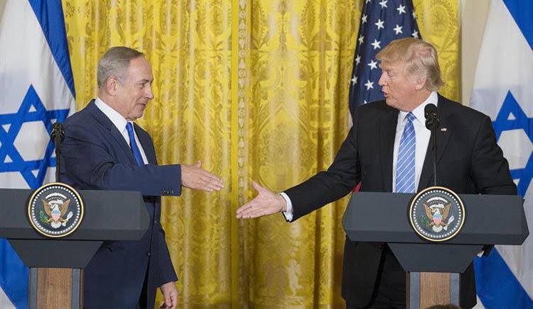 Trump: testigo de cargo y apartheid en Palestina