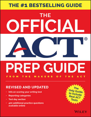 The Official ACT Prep Guide 2018