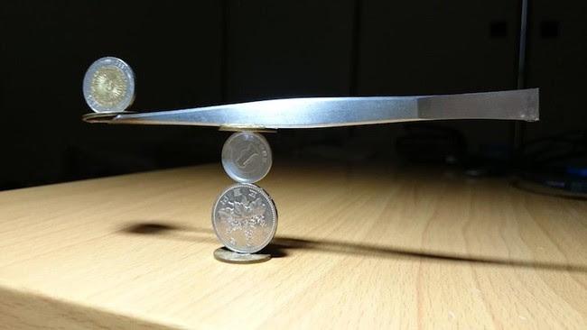 Những tác                                                          phẩm xếp hình                                                          đồng xu siêu                                                          tỉ mỉ khiến                                                          người xem lác                                                          mắt - Ảnh 8.
