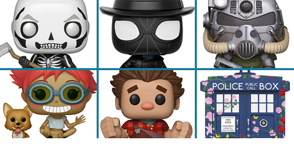 NEW FUNKO ITEMS