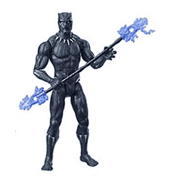"""Image of Avengers: Endgame 6"""" Action Figure Wave 2 - Black Panther"""