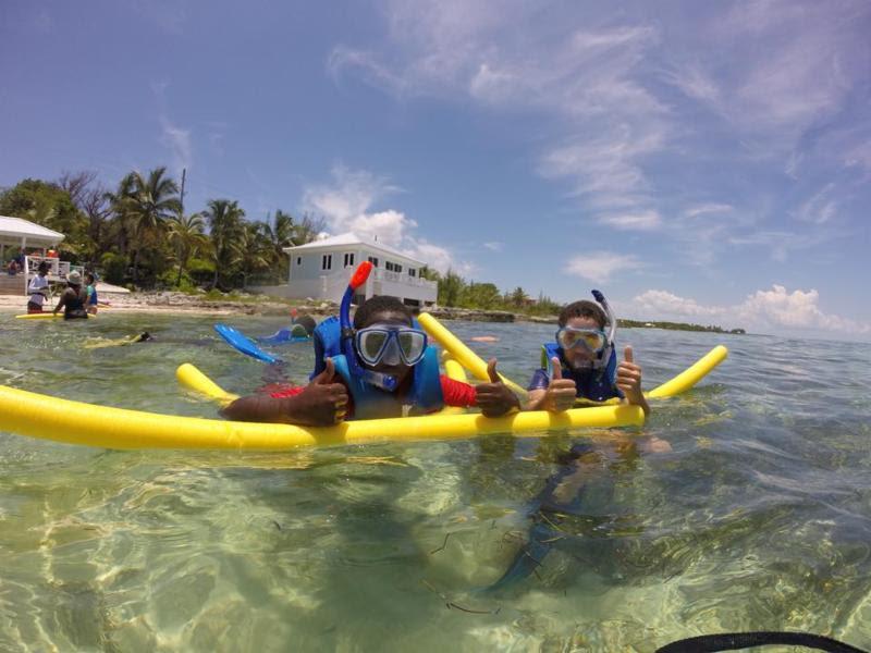 Snorkeling at Mermaid Reef