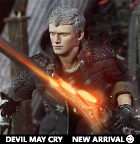 Devil May Cry Nero 1/6 Scale Figure