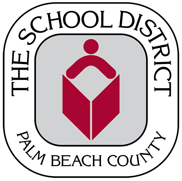 School District of Palm Beach County logo