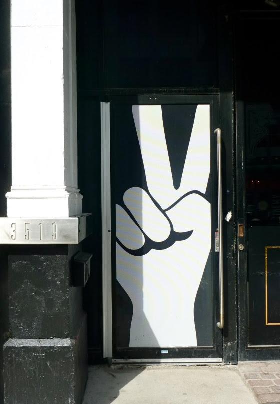 Door in Montreal