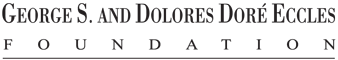George S and Dolores Doré Eccles Foundation