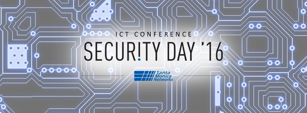 Security Day 2016 conference