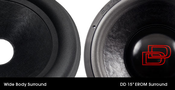 DD Audio's EROM Surround