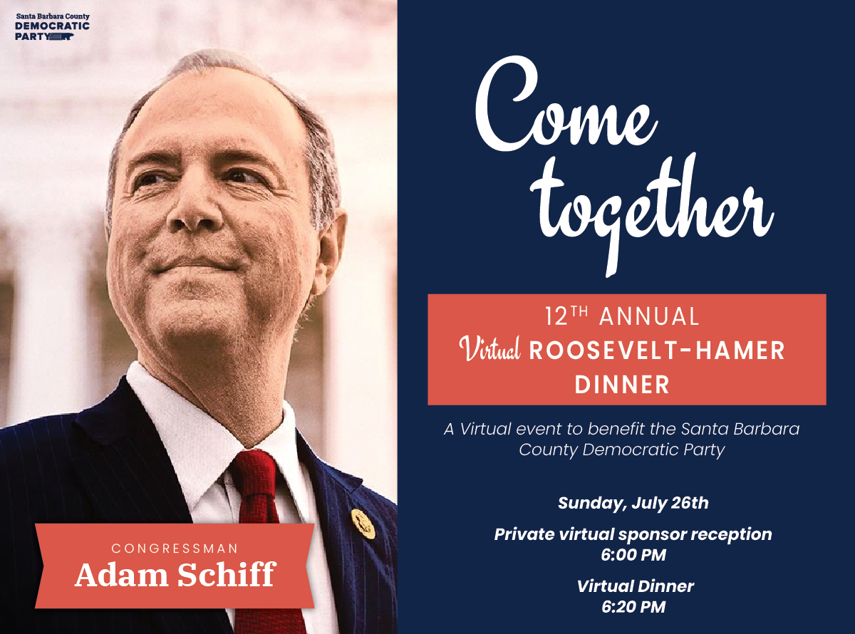 12th Annual Virtual Roosevelt-Hamer Dinner