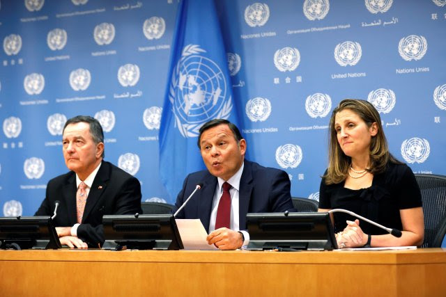 Grupo de Lima y de Contacto reafirman compromiso con Venezuela en declaración conjunta