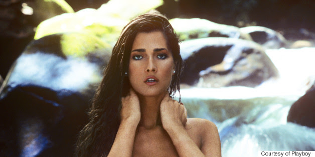 Playboy's First Transgender Model Looks Back