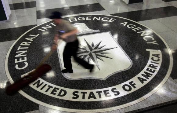 CIA: recibía información de parte de funcionarios policiales de Uruguay. Foto: AFP