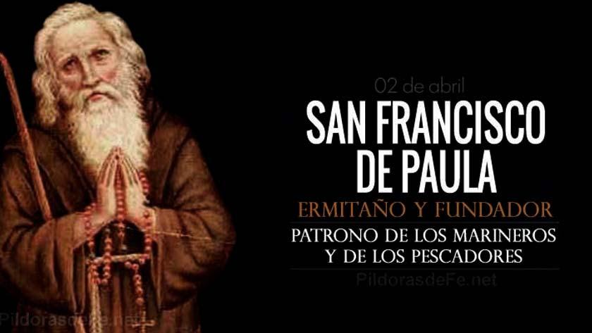 san francisco de paula eremita fundador biografia