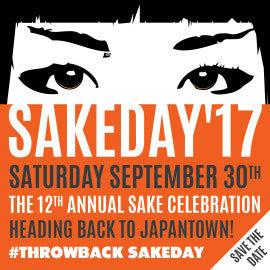 Sake Celebrations April 2017