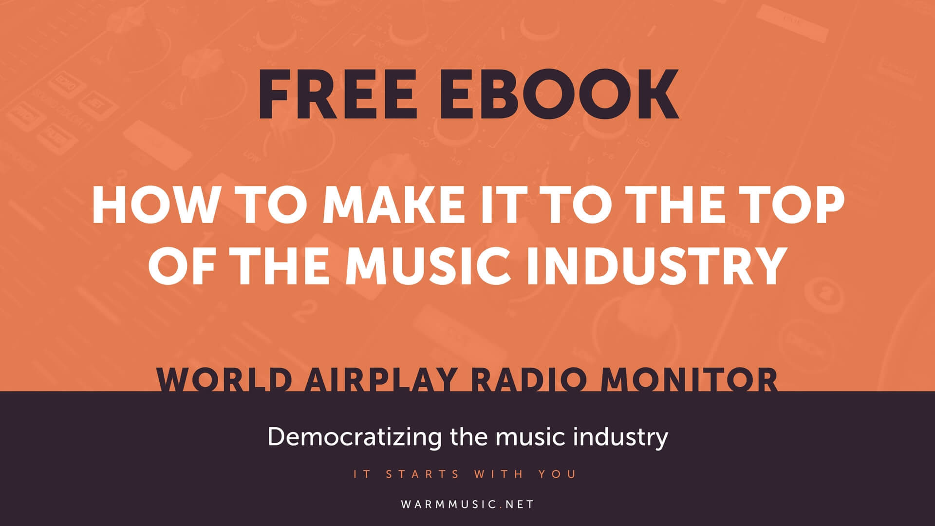 How To Make It To The Top Of The Music Industry