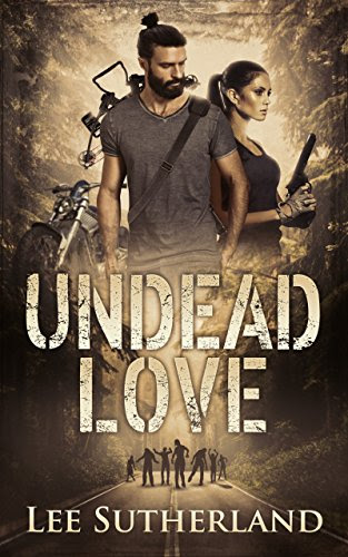 Cover for 'Undead Love'