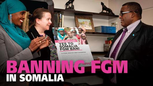 Somalia ban FGM