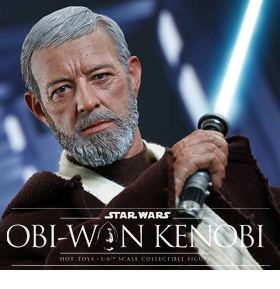 STAR WARS EPISODE IV: A NEW HOPE 1/6 SCALE OBI-WAN KENOBI