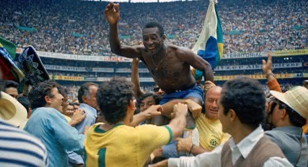 brasil de 1970 entre os melhores ataques da copa do mundo