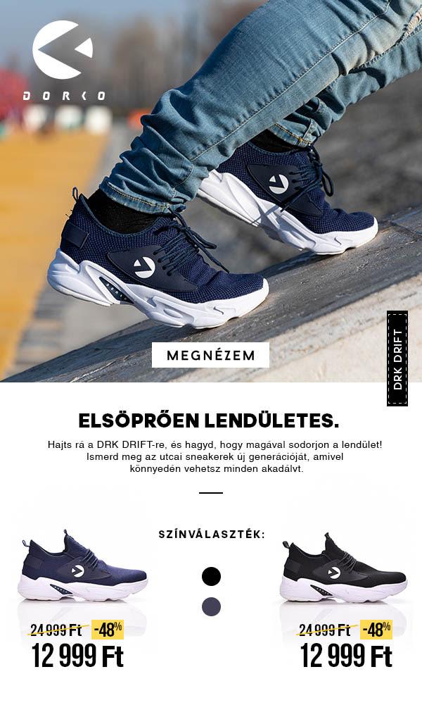 DRK sneaker leárazás - DRIFT