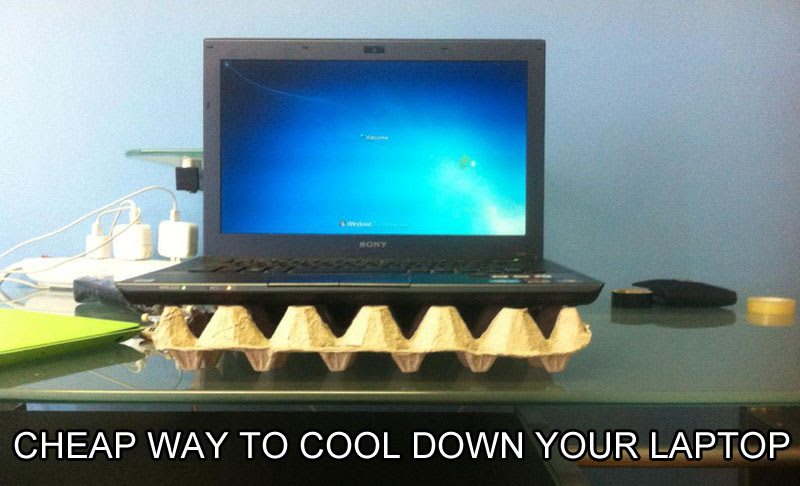 egg-carton-laptop-cooler-stand-life-hack
